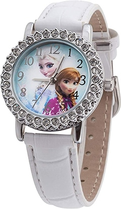 Kinderuhr Analog Quarz von Disney's Frozen