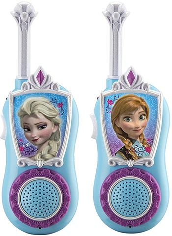 Disney's Frozen Walkie Talkies - ASIN B00JM5GCCO