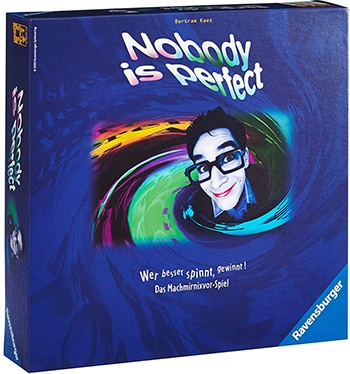 "Brettspiel ""Nobody is Perfect"" von Ravensburger"