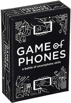 "Kartenspiele ""Game of Phones"" von Breaking Games"