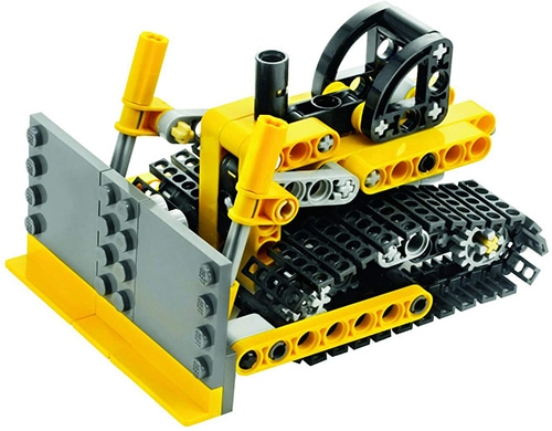 LEGO Technic 8259 - Mini-Bulldozer