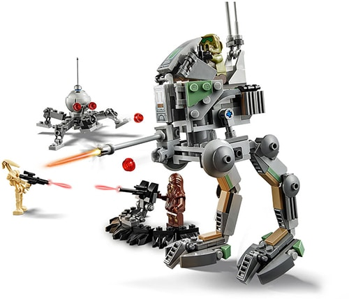 LEGO Star Wars 75261 - AT-RT Klonkrieger Walker