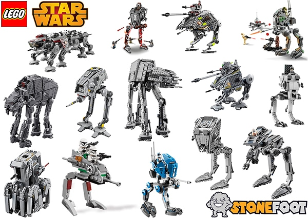 LEGO Star Wars Walkers