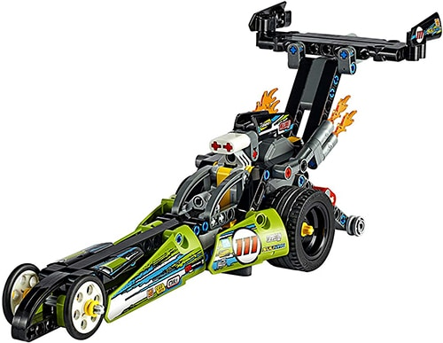 LEGO Technic 42103 - Dragster Rennauto