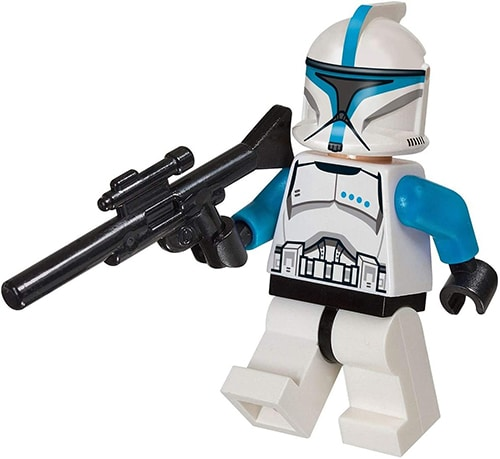 LEGO Star Wars 5001709 - Clone Trooper Lieutenant
