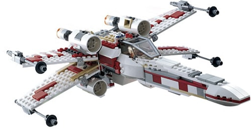 LEGO Star Wars 6212 - X-Wing Fighter