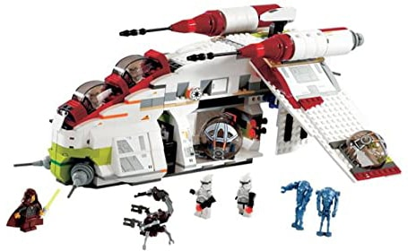 LEGO Star Wars 7163 - Republic Gunship TM