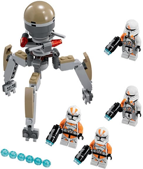 LEGO Star Wars 75036 - Utapau Troopers