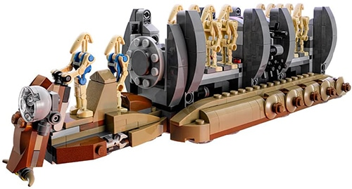 LEGO Star Wars 75086 - Battle Droid Troop Carrier