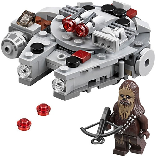 LEGO Star Wars 75193 - Millennium Falcon Microfighter