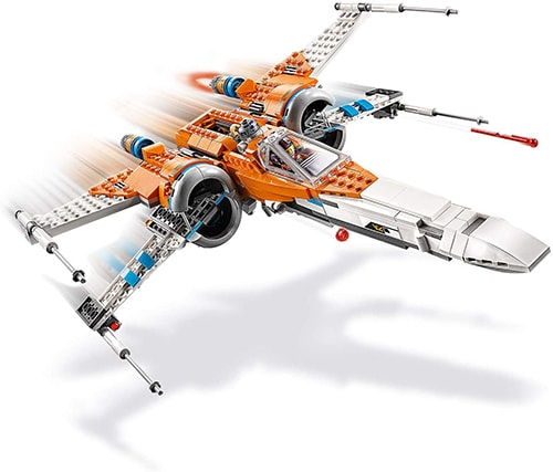LEGO Star Wars 75273 - Poe Damerons X-Wing Starfighter