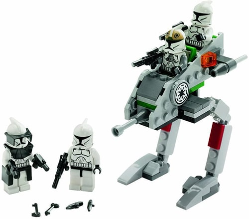 LEGO Star Wars 8014 - Clone Walker Battle Pack