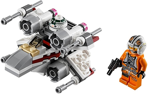 LEGO Star Wars 75032 - X-Wing Microfighter