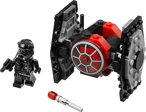 LEGO Star Wars 75194 - First Order TIE Fighter Microfighter