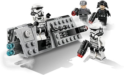 LEGO Star Wars 75207 - Imperial Patrol Battle Pack