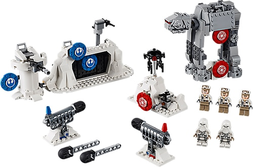 LEGO Star Wars 75241 - Action Battle Pack
