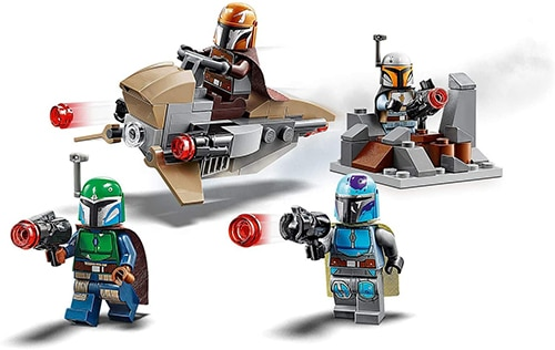 LEGO Star Wars 75267 - Mandalorianer Battle Pack