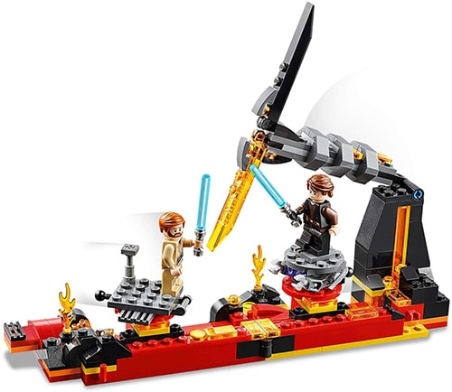 LEGO Star Wars 75269 - Duell auf Mustafar Battle Pack