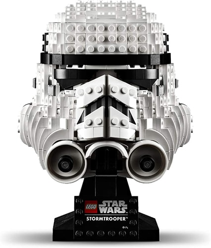 LEGO Star Wars 75276 - Stormtrooper Helm