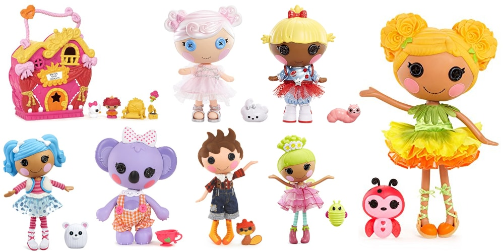 Lalaloopsy Spielzeuge
